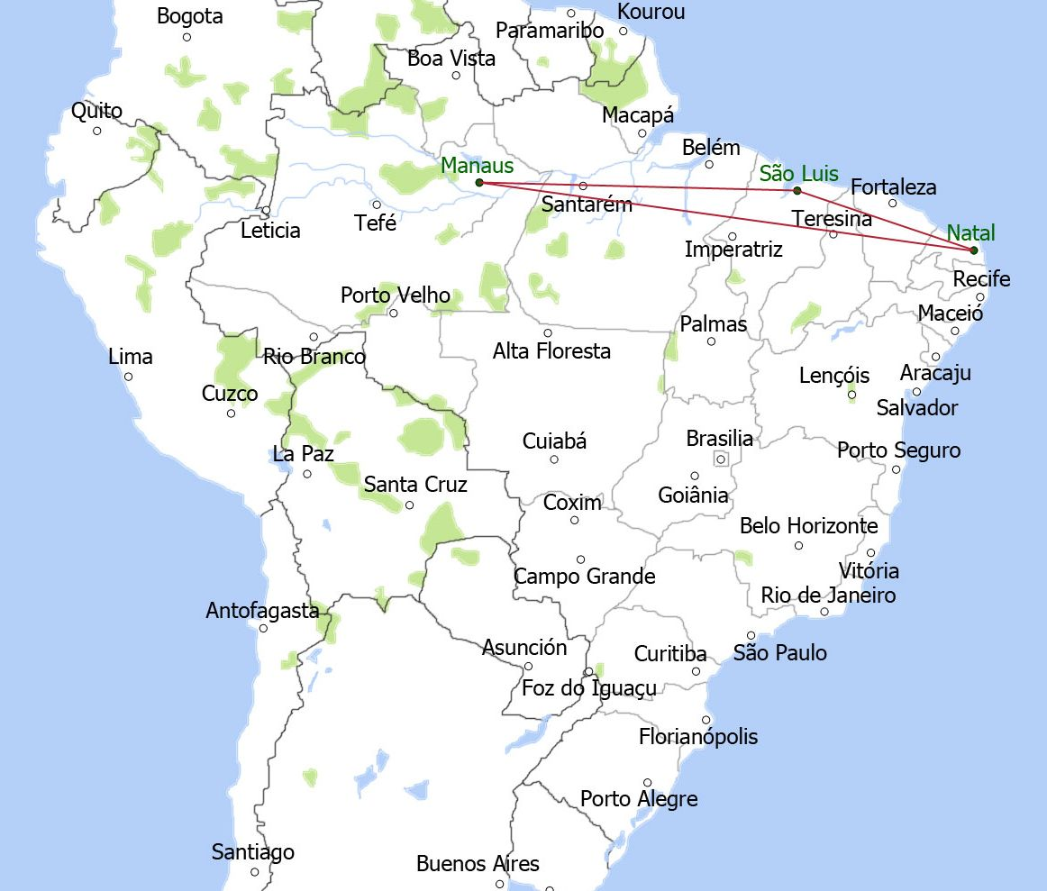 map-afwisselend-brazilie-groot