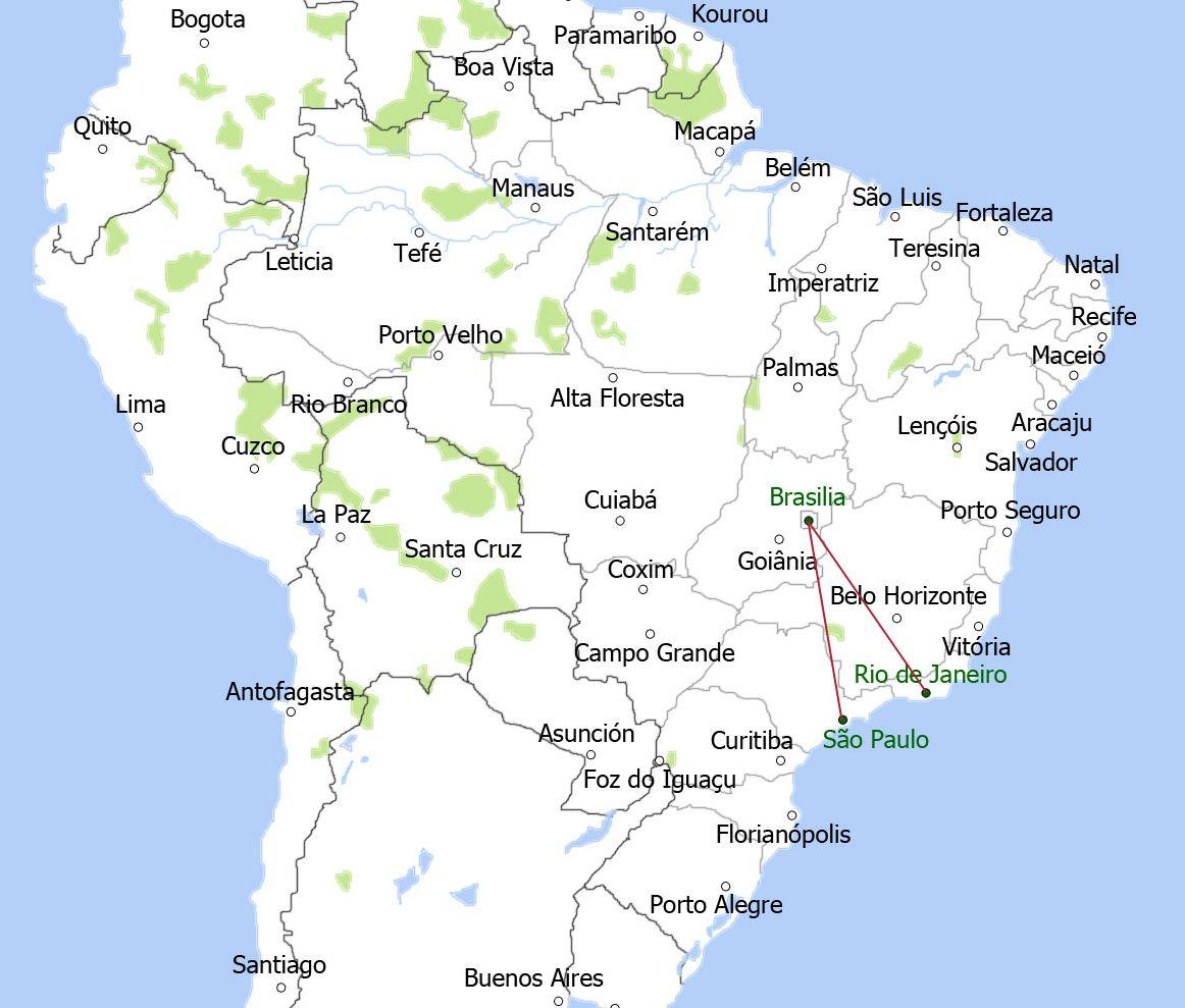 map-cosmopolitisch-brazilie-groot