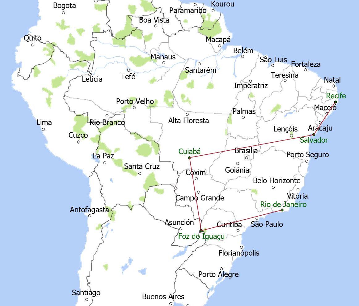 map-het-beste-van-brazilie-groot