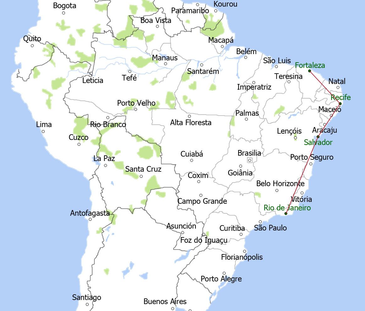 map-rio-en-het-noordoosten-groot