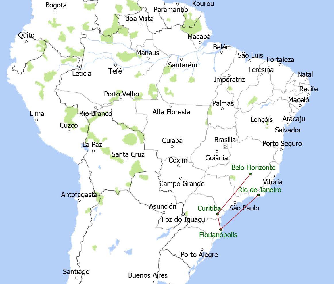 map-zuidelijk-brazilie-groot